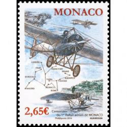 Timbre de Monaco N° 2922...
