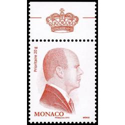Timbre de Monaco N° 2952