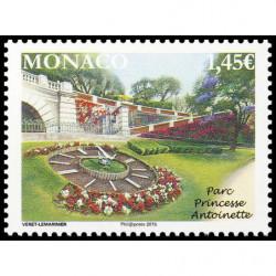 Timbre de Monaco N° 2958
