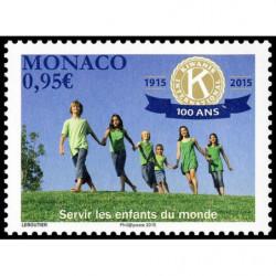 Timbre de Monaco N° 2960