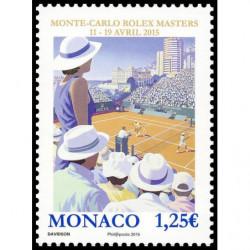 Timbre de Monaco N° 2961