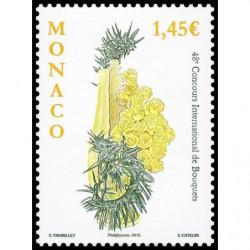 Timbre de Monaco N° 2962
