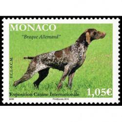 Timbre de Monaco N° 2963