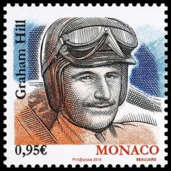 Timbre de Monaco N° 2968...