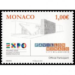 Timbre de Monaco N° 2970...