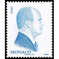 Timbre de Monaco N° 3015