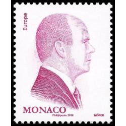 Timbre de Monaco N° 3017