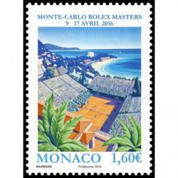 Timbre de Monaco N° 3019