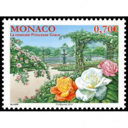 Timbre de Monaco N° 3020