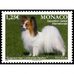 Timbre de Monaco N° 3021