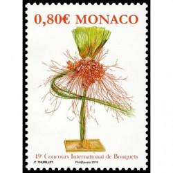 Timbre de Monaco N° 3035...