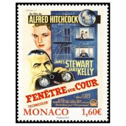 Timbre de Monaco N° 3038...