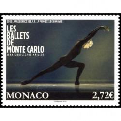 Timbre de Monaco N° 3053...