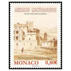 Timbre de Monaco N° 3060...