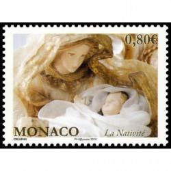 Timbre de Monaco N° 3061...