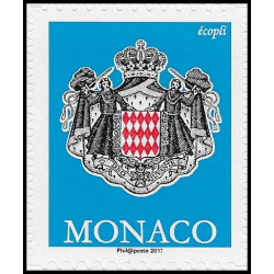Timbre de Monaco N° 3062