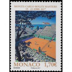 Timbre de Monaco N° 3066