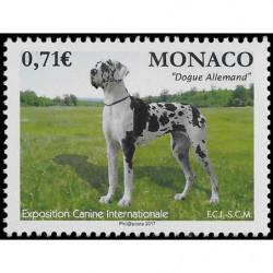 Timbre de Monaco N° 3068