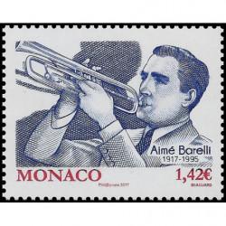Timbre de Monaco N° 3069