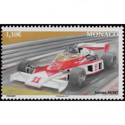 Timbre de Monaco N° 3071
