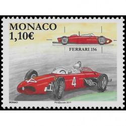 Timbre de Monaco N° 3073