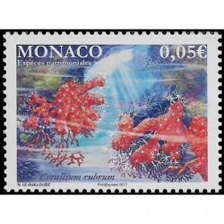 Timbre de Monaco N° 3088...