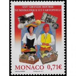 Timbre de Monaco N° 3106...