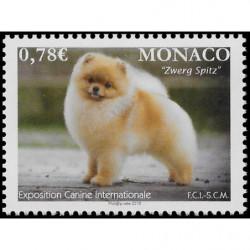 Timbre de Monaco N° 3122