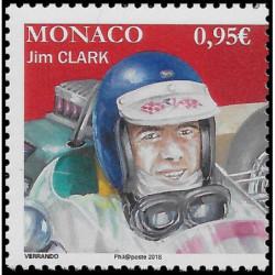 Timbre de Monaco N° 3123