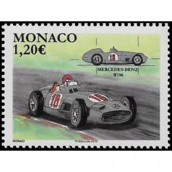 Timbre de Monaco N° 3126