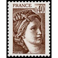 Timbre de France N° 2118