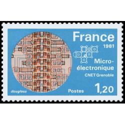 Timbre de France N° 2126