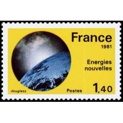 Timbre de France N° 2128