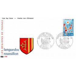 FDC PAC 1102 - Régions -...