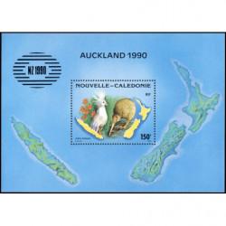 Bloc de Nouvelle-Calédonie...