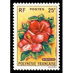 Timbre de Polynésie N° 16...