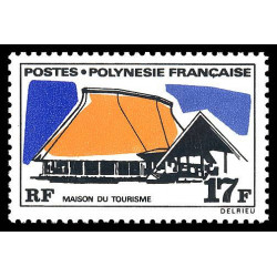 Timbre de Polynésie N° 74...