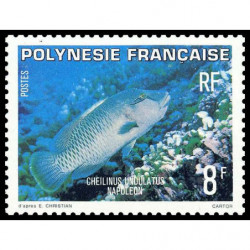 Timbre de Polynésie N° 148...
