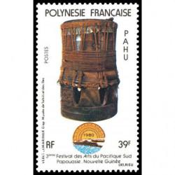 Timbre de Polynésie N° 154...