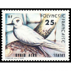 Timbre de Polynésie N° 156...