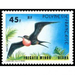 Timbre de Polynésie N° 158...