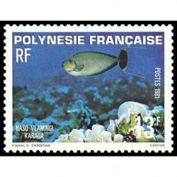 Timbre de Polynésie N° 160...
