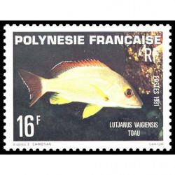 Timbre de Polynésie N° 161...