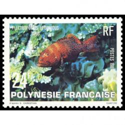 Timbre de Polynésie N° 162...