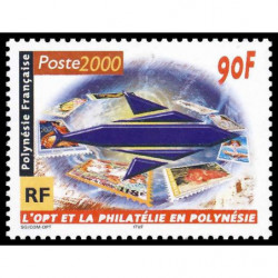 Timbre de Polynésie N° 613...
