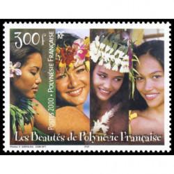 Timbre de Polynésie N° 618...