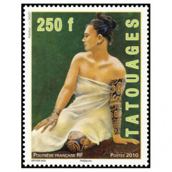 Timbre de Polynésie N° 902...