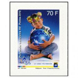 Timbre de Polynésie N° 928...