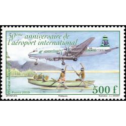 Timbre de Polynésie N° 929...