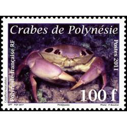 Timbre de Polynésie N° 938...